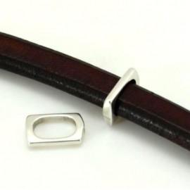 Passe cuir lettre I pour cuir regaliz