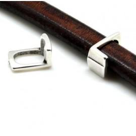 Passe cuir lettre L pour cuir regaliz