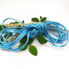 cordon queue de rat turquoise