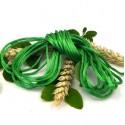 cordon queue de rat 2mm vert