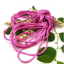 cordon queue de rat fuchsia