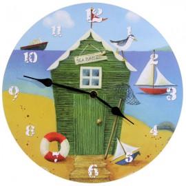Horloge cabine de pecheur