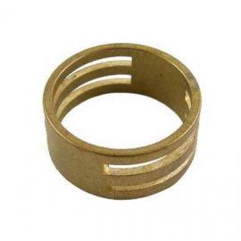 Bague ouvre-anneaux doree