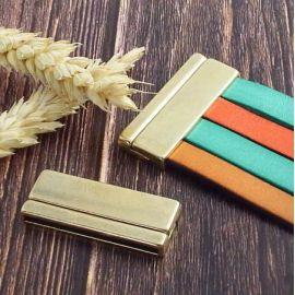 Fermoir magnetique pour cuir 40mm