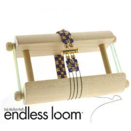 Metier a tisser bracelets wrap en bois