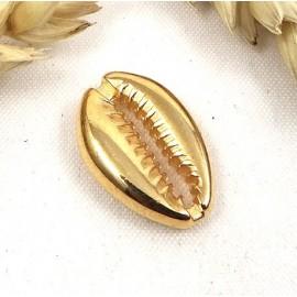pendentifs et breloques couleur or