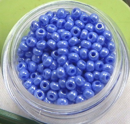 Blue jean nacre