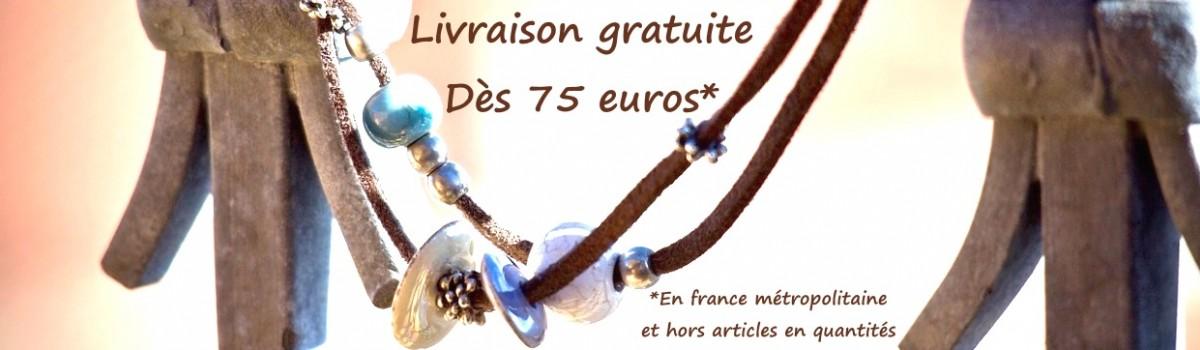 Livraison gratuite dès 75 euros